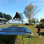 @ the playground...