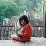 Menina em Wankor