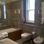 Bathroom - Room 300 (Junior Suite)