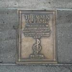 Philly's walk of fame