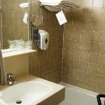 bathroom, 4th floor , Hotel Danubius Spa, Sarvar