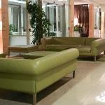 Lounchbereich Hotel
