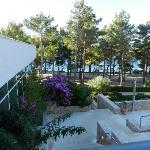 Hotel, Promenade, Strand