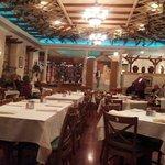 Roditys Greek Food Interior