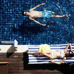 Woodlands Suites Serviced Residences - Studio Pool access
