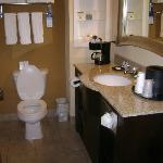 Very attractive bathroom