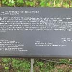 """Explications sur cette sculpture intitulée """" la traversée du territoire"""" et qui a été exposée à"""