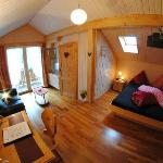 Doppelzimmer mit ausfahrbarer Whirlwanne