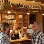Gaststube im Hotel Sauerländer-Hof