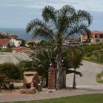 View from Villa Chante