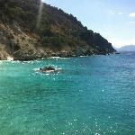 amazing Agiofilli beach
