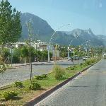 Main Road in Kemer