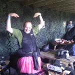 Don't mess with this fairy, he has a paintball gun
