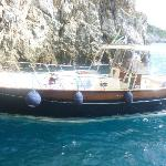 Te boat we went on...