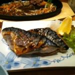 Fish Grilled with Salt. A +