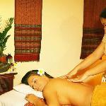 Traditionell Thailändische Massage im Sabaai-Studio