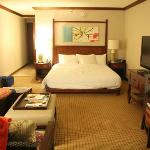 Resort view King Bedroom