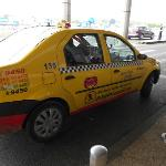 Beware of cabs in Romania- ask locals how to get an honest one in each city
