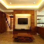 Baannueng  Hi Suite - Living Room
