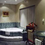Ambiente - Leopard Suite bathroom
