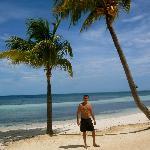 Me @ Royal Palace beach