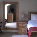 Quality and comfort in our spacious bedrooms