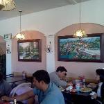 Inside of Mariscos