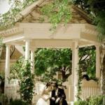 Our Charming Bridal Gazebo