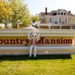 The Mansion At Easter