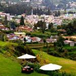 ooty town from sinclairs ooty