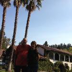 Spanish Villa Inn -- St. Helena