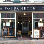 La Fourchette, Totnes