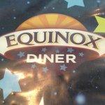 Equinox Diner menu