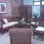 Muebles de la recepcion