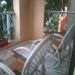 Balcon de la habitacion