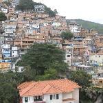 dintorni hotel..favela