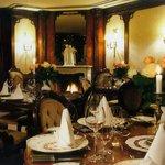 Restaurant Heising Kaminraum