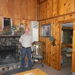 Inside cabin 11