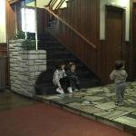 interior del hotel selent