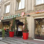 Restaurant Kultura in Kino