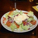 Egg Mayonaise Salad: £5