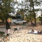 Campingbereich