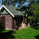 Cabin from the side