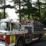 Firetruck Rides
