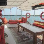 Comfy boat