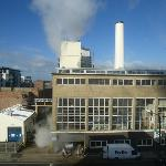 View from our window (London Road Heat/Power Station)