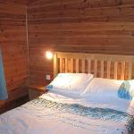 One of the two Forrest Lodge Bedrooms