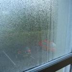 condensation - room very damp
