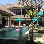 gorgeous villa intan