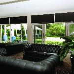 Ambient guest relaxation rooms